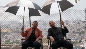 Will Smith e Martin Lawrence terminam filmagens de 'Bad Boys 3'