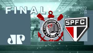 Corinthians x São Paulo | Final do Paulista 2019 - 21/04/2019