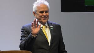 Presidente da Petrobras diz que empresa pode aplicar o aumento 'quando achar importante'