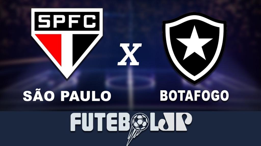 São Paulo x Botafogo: acompanhe o jogo ao vivo na Jovem ...
