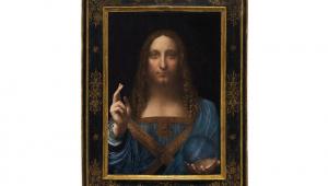 Obra mais cara de Leonardo da Vinci está desaparecida