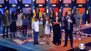Jeremias Reis é o grande vencedor do 'The Voice Kids'