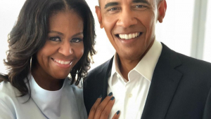 'Sempre fomos nós mesmos', diz Michelle Obama sobre época na Casa Branca