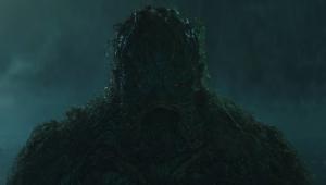 Teaser de série sobre Monstro do Pântano mostra criatura bizarra; veja