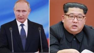 Rússia afirma que Putin e Kim vão reunir ainda em abril