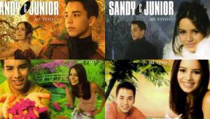 Grandes sucessos de Sandy & Junior retornam às lojas a partir de maio