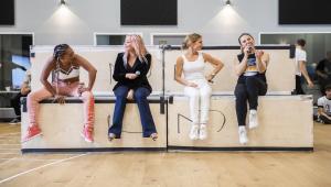 Antes de turnê, Spice Girls mostram imagens de ensaios; confira