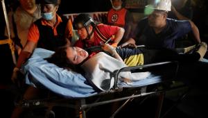 Sobe para 16 número de mortos após terremoto nas Filipinas