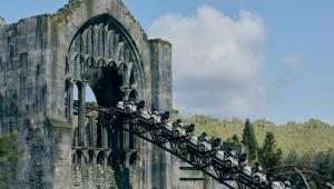 Nova montanha-russa de Harry Potter no Universal Orlando tem fila de até 10 horas