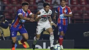 Pato celebra retorno no SPFC e promete vaga na Libertadores: 'Vamos conseguir'
