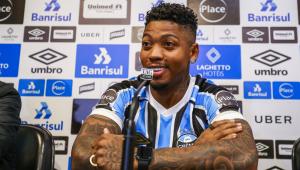 Marinho surge como possível substituto de Rodygo no Santos, mas tem números discretos