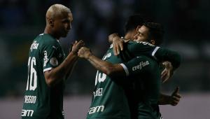 Palmeiras repete disparada do Corinthians que foi campeão em 2017