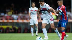 São Paulo empata dentro de casa e deixa Palmeiras como líder isolado
