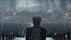 'Game of Thrones': Emilia Clarke viu discursos de Hitler para cena de Daenerys