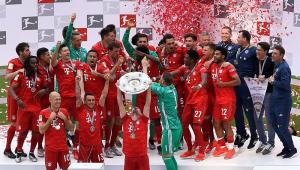 Bayern de Munique conquista o 29º título do Campeonato Alemão