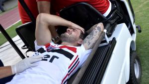 São Paulo esvazia DM, tem retorno de jogadores da seleção e deve enfrentar o CSA reforçado