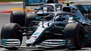 Fórmula 1: Bottas lidera treino e emplaca pole position na Espanha