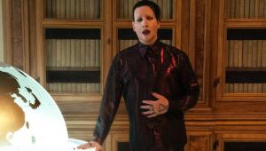 Marilyn Manson estará na terceira temporada de 'American Gods'