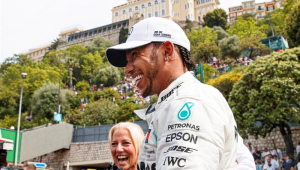 Hamilton supera Bottas e conquista a pole com recorde em Mônaco