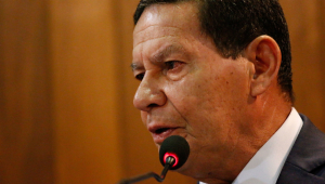 Mourão: Um novo padrão de relações entre China e Brasil está sendo estabelecido