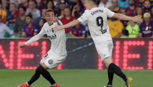 Que superação! Valencia bate Barcelona de Messi e é campeão da Copa do Rei