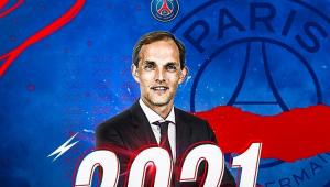 Técnico que ganhou 'apenas' o Francês renova com o PSG até 2021