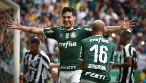 Gustavo Gómez é convocado pelo Paraguai e também desfalca o Palmeiras