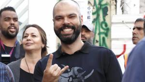 'Foi a virada da diversidade', diz o prefeito Bruno Covas