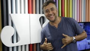 'Já neguei até propaganda de funerária', diz humorista que interpreta Paulinho Gogó