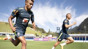 Seleção Brasileira tem chegadas de 2 jogadores e testes de quinteto