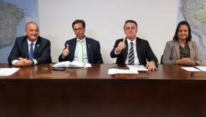 Bolsonaro diz que 'está quase certa a entrada do Brasil na OCDE daqui dois ou três anos'