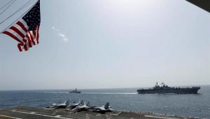 A tensão entre Estados Unidos e Irã permanece alta depois que um foguete foi lançado em área fortemente reforçada contra ataques em Bagdá neste domingo (19)