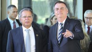 Bolsonaro admite discutir nova CPMF