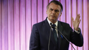 Bolsonaro diz a aliados que não irá a manifestações no dia 26