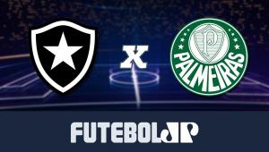 Futebol Jovem Pan - Botafogo x Palmeiras - 25/05/2019