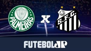 Futebol Jovem Pan - Palmeiras x Santos - 18/05/2019