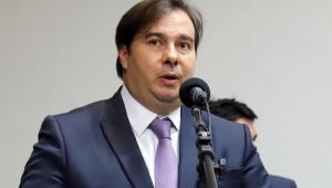 Maia nega que crise do PSL afeta reformas: 'Não é problema do presidente da Câmara'