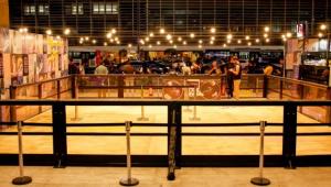 Avenida Paulista ganha pista de patinação gratuita em ação de marca de tênis