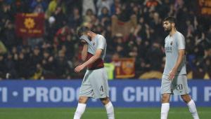 Roma fica distante da Liga dos Campeões ao apenas empatar com o Sassuolo