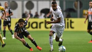 Atlético-MG e Santos empatam no Independência pela Copa do Brasil