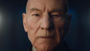 'Star Trek: Picard' ganha o seu 1º trailer com Patrick Stewart solitário