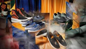 Vans mostra primeiros modelos de coleção inspirada em Harry Potter