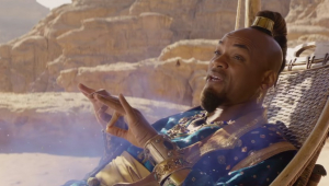 'Aladdin': Will Smith se inspirou em 'Um Maluco no Pedaço' para viver Gênio