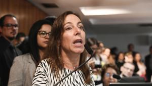 Senadora confirma diálogo vazado com Moro e diz que teme pela vida de Valério no caso Celso Daniel