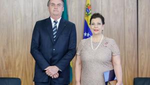 (Brasília - DF, 04/06/2019) Cerimônia de Apresentação de Cartas Credenciais dos Novos Embaixadores. rFoto: Carolina Antunes/PR