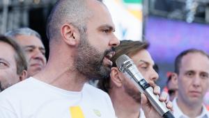 Bruno Covas exalta a 'liberdade religiosa' na Marcha Para Jesus