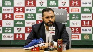 Presidente do Flu nega proposta para Pedro, encaminha saída de Luciano e quer apresentar Nenê no Maracanã