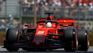 No Japão, Vettel diz que Ferrari resolveu problema de motor que o tirou de prova