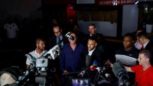 Polícia francesa apreende vídeos de hotel onde Neymar encontrou Najila, diz jornal