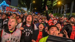Festa dos Raptors pelo título da NBA tem relato de tiros e dois feridos; assista
